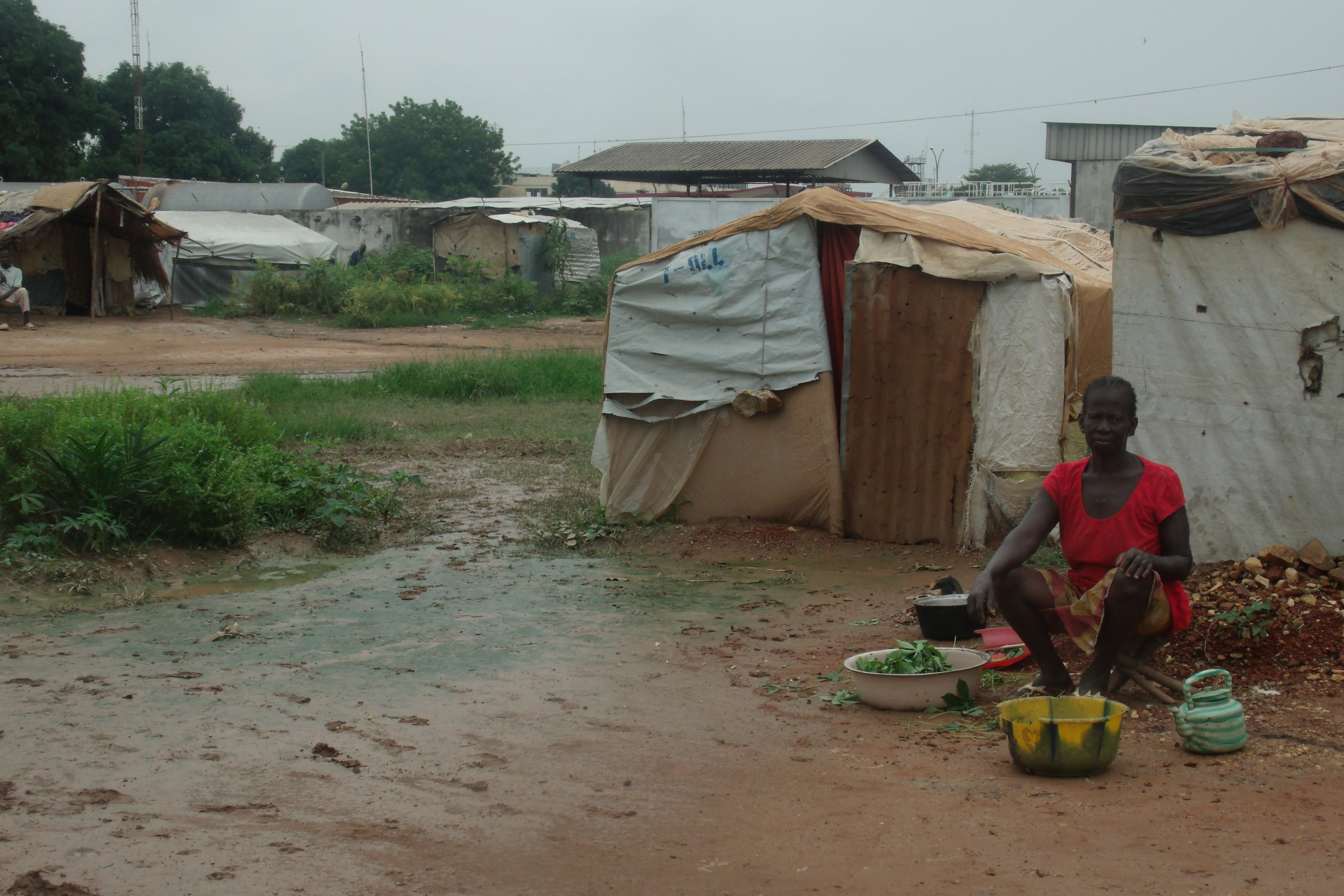 Christian refugees face new fears in unstable Central African Republic