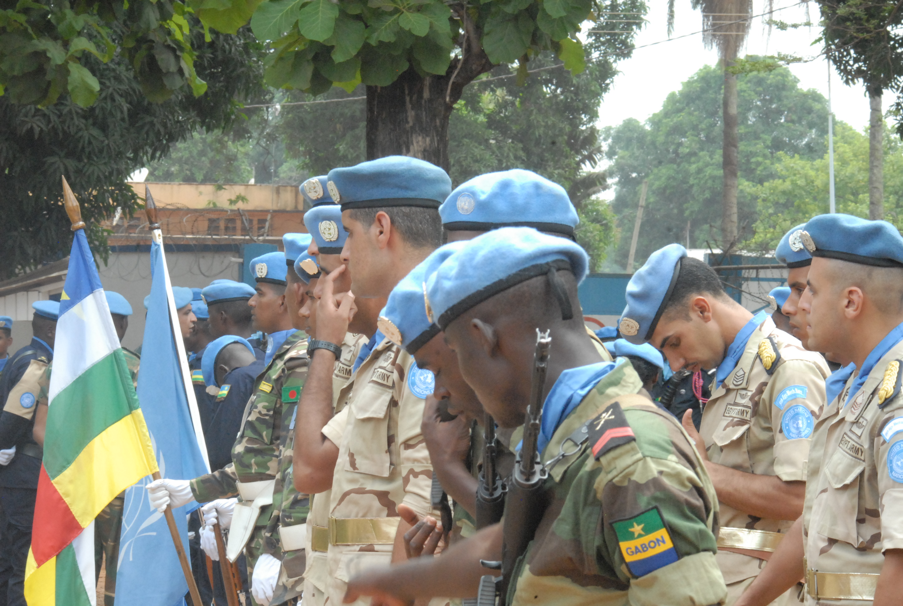 Central Africa Republic: U.N. fails to stem rapes by peacekeepers, victims cry